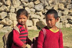 Innocence (mala singh) Tags: children spiti india