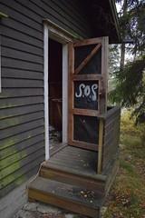 DSC_3603 (Unknown Explorer from Finland) Tags: hyltty kirkkonummi urbanexploration abandoned finland sauna suomi