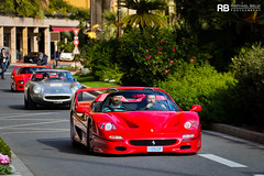 Ferrari F50 (Raphal Belly Photography) Tags: rb raphal monaco principality principaut mc montecarlo monte 98000 carlo hotel de paris french riviera south france luxury supercar supercars spotting car cars voiture automobile raphael belly canon eos 7d photographie photography casino fight aids 2016 children future red rouge rosso rossa ferrari f50 50 f