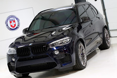 BMW F85 X5M Carbon Black 4 (Esoteric Auto Detail) Tags: bmw x5m carbon black esoteric edition hre akrapovic kw coilover dinan kamikaze enrei miyabi suntek detail detailing f85