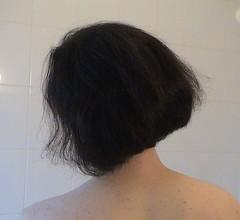after. (boblinehair) Tags: nape shavednape undercut bob