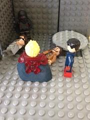 EWSG Superboy/Supergirl Volume 1, Issue #5: The Sting of Death (Dehroguesfanboy) Tags: ewsg superboysupergirl superboy supergirl volume 1 issue 5 stinger sting death