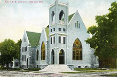 P-65-A-008 (neenahhistoricalsociety) Tags: firstmethodist methodist churches