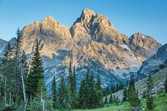 Grand Teton National Park (GlobalGoebel) Tags: canonef24105mmf4lisusm canoneos5dmarkiii 24105mm grand teton national park wyoming backcountry backpacking tetons tetoncresttrail dusk north fork cascade canyon