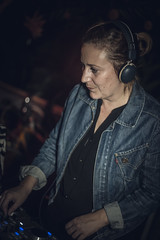 Madame Boubou pierre bellanger (teckyo.com) Tags: montpellier djs electronicmusic