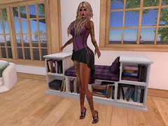 Its all about the Pearls (--- FEARSUM ---) Tags: pearl fitted mesh tonic slink belleza maitreya tmp system