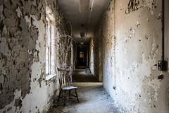 (Stevelb123) Tags: abandoned abandonedexploration abandonedhospital abandonedpsychiatrichospital psychiatrichospital psychiatric urbex urbanexploration urbanexplorer urbandecay decrepit decay derelict kirkbride kirkbrideplan nikon nikond600 nikonphoto