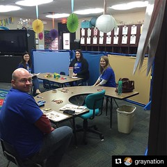 #Repost @graynation  Some of our amazing kids volunteers getting ready for @redemptionokc kids! Love how our teachers love kids and share point them to Jesus. Come join us at 10:30am! #jesusmakesthedifference #edmond (rcokc) Tags: repost graynation  some our amazing kids volunteers getting ready for redemptionokc love how teachers share point them jesus come join us 1030am jesusmakesthedifference edmond