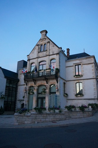 The Chatillon-Sur-Loire Mairie, or Town Hall