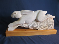 "Running Hare stone carving 023 • <a style=""font-size:0.8em;"" href=""http://www.flickr.com/photos/64357681@N04/9345019620/"" target=""_blank"">View on Flickr</a>"