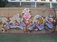 Tizer graffiti, Stockwell (duncan) Tags: vikram graffiti tizer stockwell