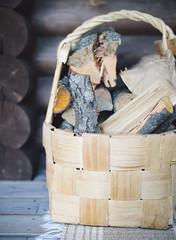 logs (miemo) Tags: wood summer holiday wall finland countryside log europe basket logs olympus patio firewood nokton voigtlnder sauna omd summercottage loghouse mntyharju em5 voigtlndernokton25mmf095