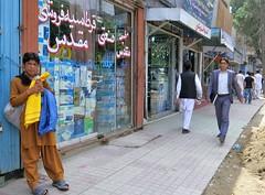 Kabul, Afghanistan (Ninara) Tags: street afghanistan kabul