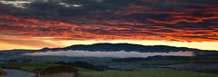 Blue Mountains (ROCKnVOLE Photography) Tags: newzealand sunrise bluemountains otago southland