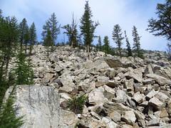 More Boulders...