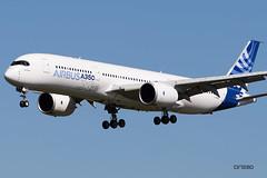 Airbus - A350-941 - msn 001 (dn280tls) Tags: a350