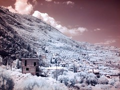 Infrared View (maglaras) Tags: ir lumix panasonic infrared ano hoya loutro antonis r72 korinthia maglaras ft25 ts25 uploaded:by=flickrmobile flickriosapp:filter=nofilter  wwwslrgr