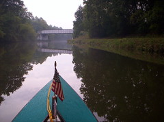 "Brett F. Weckesser Memorial Float ~ 2013 (""Just an ol' nature boy takin' a picture"") Tags: water boat canal kayak paddle canoe kayaking canoeing paddling hennepin blandford pbk skinonframe rockfalls percyblandford pbk15 hennepinfeedercanal coveredcanoe percywblandford"