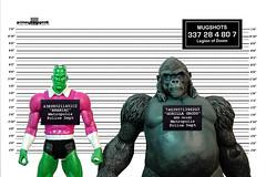 FOREVER EVIL: The Legion of Doom Mugshots (pinoytoygeek) Tags: comics toys superman wonderwoman actionfigures batman joker dccomics superfriends justiceleagueofamerica legionofdoom lexluthor secretsocietyofsupervillains dcuniverseclassics