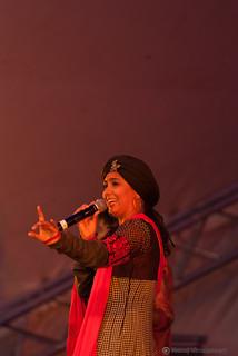 Harshdeep Kaur - London Mela 2013