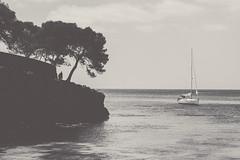 Cala Portals Nous (bortescristian) Tags: travel blue sea 2 vacation holiday beach water canon photography eos rebel photo spring spain sand day foto fotografie mark may picture clear mai imagine 5d dslr mallorca nous cristian blick mk portals cala majorca spania poza primavara 500d maiorca mediterana ||  2013 xti bortes   bortescristian cristianbortes       vatanta   maorka