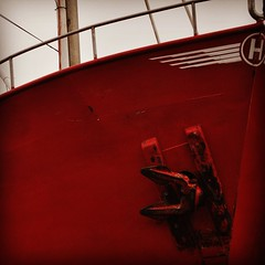 Red (bonita_bonita_) Tags: red boat stanley anchor tasmania seafood