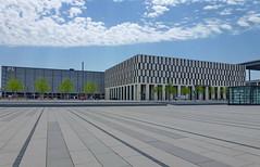(2013) Hotel Steigenberger - Airport City (3) (gerhard_hohm) Tags: berlin hotel brandenburg ber steigenberger airportcity
