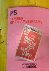 Amsterdam Maar buurvrouw toch (Arthur-A) Tags: netherlands amsterdam newspaper nederland prostitute vrouw parool hoer krant buurvrouw temeier