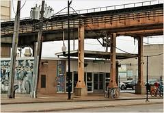 Bronzeville (BalineseCat) Tags: street chicago green station train cta line transit 35th bronzeville