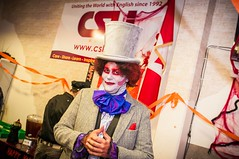 CSLI Halloween Graduation Party 2013