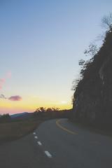Solo Sunrise (/makeda) Tags: blue mountains asheville ridge parkway