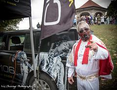 Elvis with Jimi Hendrix (Vic Zhivago) Tags: ottawa elvis zombies jimihendrix zombiewalk