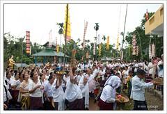 Festival of Tai Phakey Community at Tipam (Arif Siddiqui) Tags: people india festival temple community asia buddha buddhist festivals culture places tribal tai poi tribes assam northeast arif arunachal ahom siddiqui digboi duliajan tipam naharkatia tipamphakey taiphakey mokkya