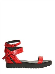 ALEXANDER WANG  20MM JADE CROCO PRINT LEATHER SANDALS Fashion Fall Winter 2013-14 (xecereterys) Tags: summer leather print spring women shoes sale sandals flats jade 20mm wang alexander croco 2013 alexanderwang20mmjadecrocoprintleathersandalsspringsummer2013womenshoessaleflats