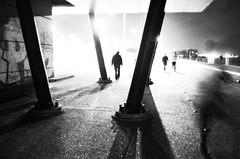 IMGP2033-stavrosstam (stavrosstam) Tags: street people bw night ofportalsandparallelworlds
