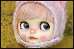 Closeup....*Strawberry Muffin**