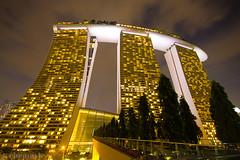 Marina Bay Sands (Chema VLC) Tags: night marina bay noche singapore asia sands singapur