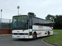 Hunts Coaches, Alford. (Hesterjenna Photography) Tags: trip travel school bus volvo coach tour transport lincolnshire transportation schoolbus excursion psv vanhool alford hunts 6815fh