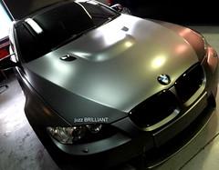 pic55 Matte grey BMW3
