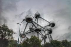 Atomium (Pierantonio1980) Tags: parco brussel atomium heysel