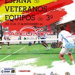 Cto. España de Veteranos de Equipos de 3ª La Nucía Nov2013
