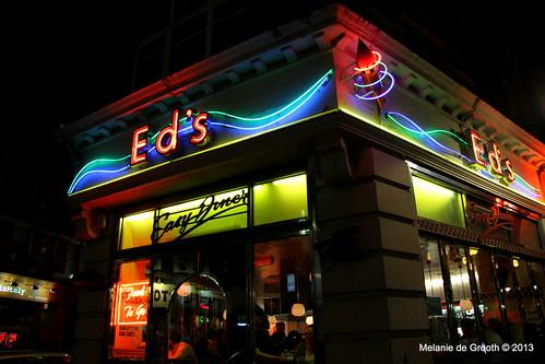 Ed's Diner Soho