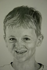 Portret (mark.algra) Tags: portret papier potlood getekend