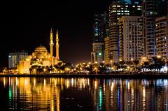 Al Noor Mosque,Sharjah (Osdu) Tags: travel tourism islam religion uae mosque sharjah unitedarabemirates alnoormosque abigfave slicesoftime