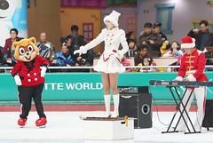 롯데월드어드벤처 (happylotteworld) Tags: world christmas ice band 크리스마스 lotte underland 아이스 온 밴드 롯데월드어드벤쳐