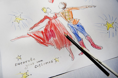 Free Big Draw event inspired by The Nutcracker to take place at High House Production Park in Thurrock.