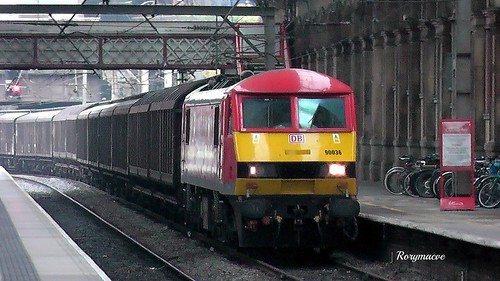 DB Schenker 90036 at Preston