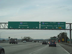 Interstate 405 - California (Dougtone) Tags: california road sign la losangeles highway route freeway shield interstate expressway i405 the405 sandiegofreeway interstate405
