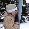 Coach Lisa Stuck to Pole