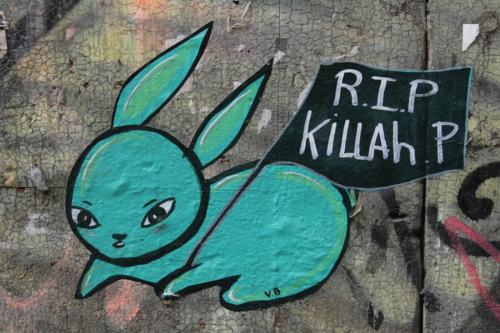 R.I.P. Killah P